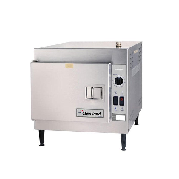 Cleveland 21CET8 SteamCraft Ultra 3 Pan Electric Countertop Steamer