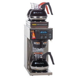 AXIOM® 15-3 (2 Upper/1 Lower Warmer)   12 Cup Automatic Coffee Brewer  38700.6000