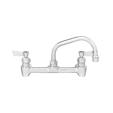 Fisher 64734 Backsplash Mounted Faucet with 8
