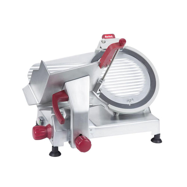 "Berkel 827E-PLUS 12"" Manual Gravity Feed Meat Slicer -1/3 hp"