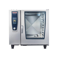 Rational SelfCookingCenter 5 Senses Model 102 B128106.12 Single Electric Combi Oven - 208/240V, 3 Phase