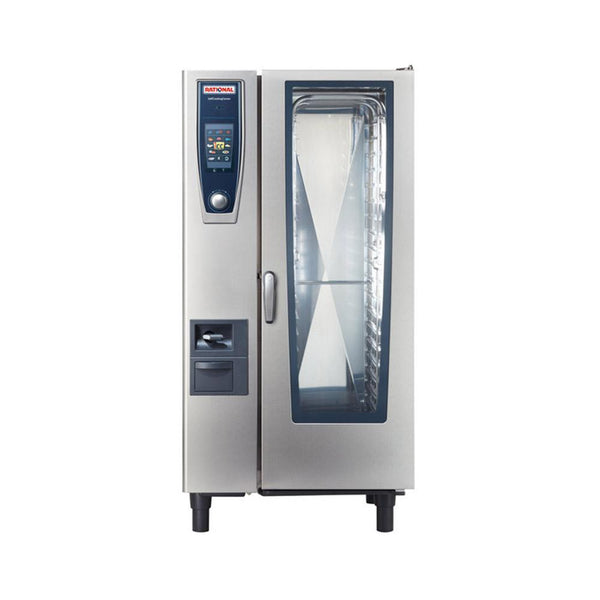 Rational SelfCookingCenter  B218106.12   5 Senses Model 201   Single Electric Combi Oven - 208/240V, 3 Phase
