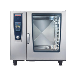 Rational SelfCookingCenter Model 62 B628106.12  6-Pan Single Electric Combi Oven - 208/240V, 3 Phase