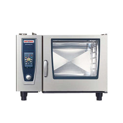 Rational SelfCookingCenter B628206.19E Natural Gas Single Deck Combi Oven