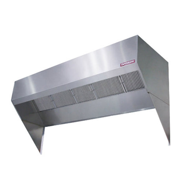 CaptiveAire BD2 Low Proximity Exhaust Hood