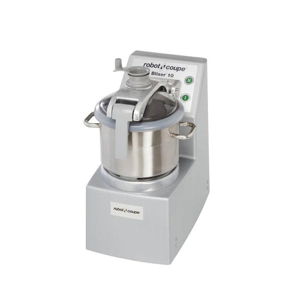 Robot Coupe Blixer 10 Food Processor with 10 Qt. Stainless Steel Bowl and Two Speeds
