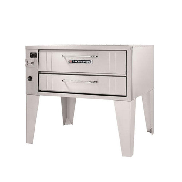 Bakers Pride 251 36″ Single Deck Gas Pizza Deck Oven
