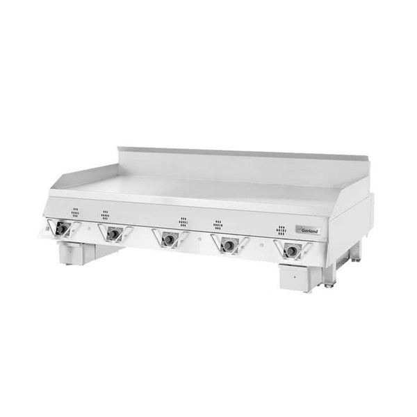 "Garland CG-60F 60"" Master Series Natural Gas / Liquid Propane Production Griddle with Thermostatic Controls"
