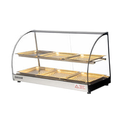 CELCOOK CHD-CAL Caliope Line Heated Display Case