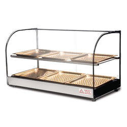CELCOOK CHD-CLIO Clio Line Heated Display Case
