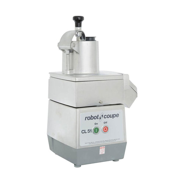 Robot Coupe CL51 Continuous Feed Food Processor