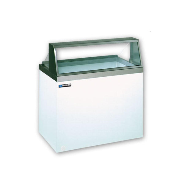 Master Bilt Ice Cream Dipping/Display Merchandiser - DD-46