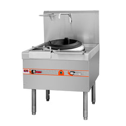 Flame-Mate ESR-1-B Environmental Cooking Range Chop Suey Style - 1 Burner