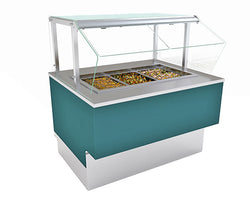 Structural Concepts Fusion FB-SS-R Inline Refrigerated Self-Service Case