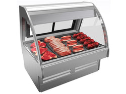 Structural Concepts Fusion GMG Refrigerated Service Case – Meat / Seafood