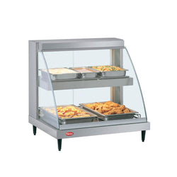Hatco GRCD Glo-Ray Designer Heated Display Case
