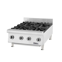 Garland GTOG24-4 Natural Gas / Liquid Propane 4 Burner 24