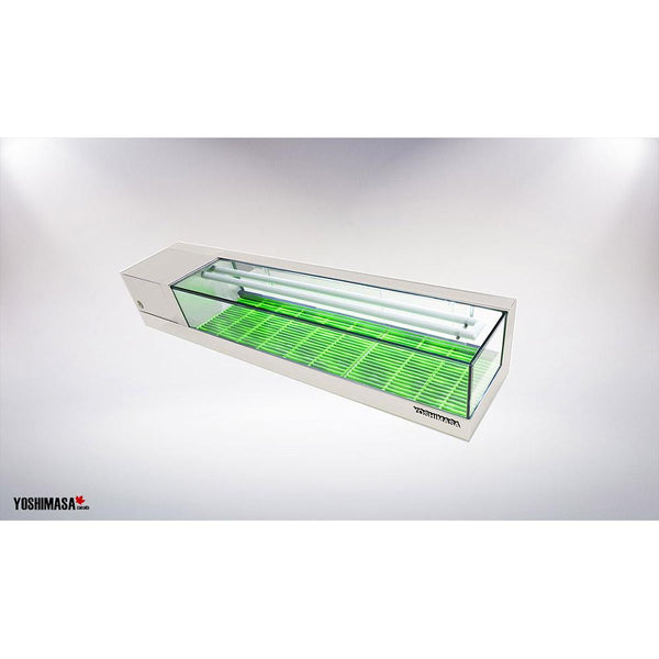 Yoshimasa Garasu-3L/3R sushi display case