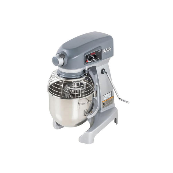 Hobart Legacy HL200-10STD 20 Qt. Commercial Planetary Stand Mixer with Standard Accessories - 115V, 1/2 hp