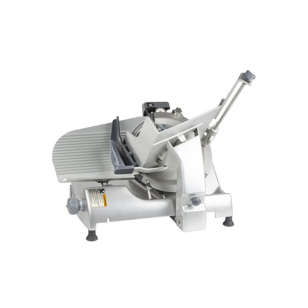"Hobart HS8N-1 13"" Manual Slicer with Interlocks - 1/2 hp"