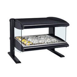 Hatco HZMH Heated Zone Merchandiser | Single Shelf Food Display