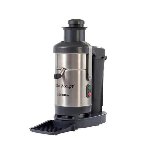 Robot Coupe J100 Ultra Juicer with Continuous Pulp Ejection