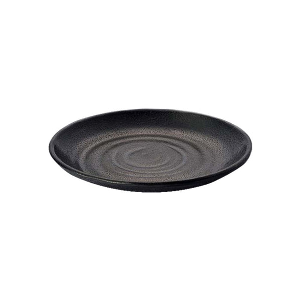 "Elite Global Solutions  JW7007 Zen Round Plate 7 3/4"" dia. x 1"" h."