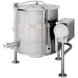 Garland Cleveland KEL60T 60 Gallon Tilting 2/3 Steam Jacketed Electric Kettle - 208/240V