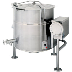 Garland Cleveland KEL80T 80 Gallon Tilting 2/3 Steam Jacketed Electric Kettle - 208/240V
