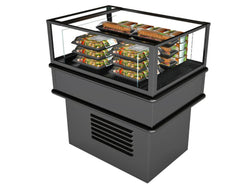 Structural Concepts  MI3-R Refrigerated Self-Service Mobile Island – 3′ Case Depth