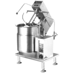 Garland Cleveland MKET20T 20 Gallon Tilting 2/3 Steam Jacketed Electric Mixer Kettle - 208/240V