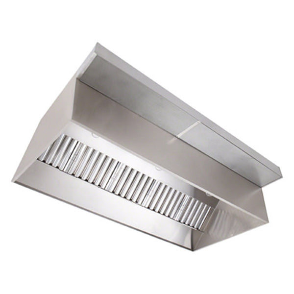 CaptiveAire ND-2 Self Cleaning Exhaust Hood