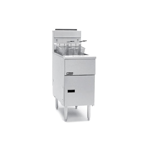 Pitco High Production Fryer SG-14