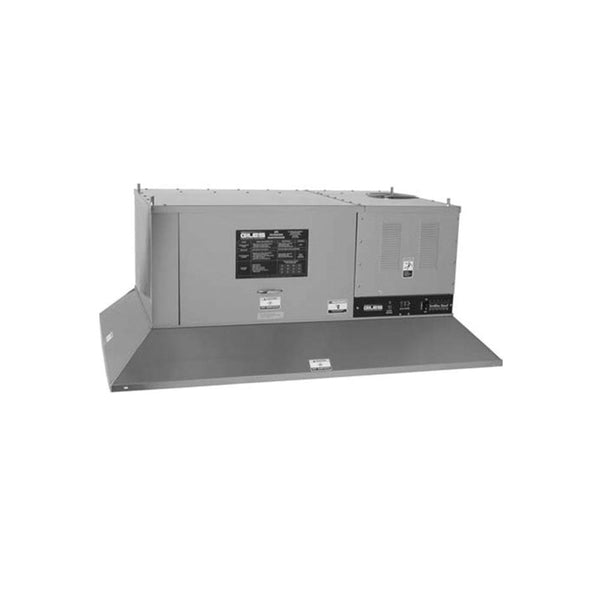 Giles Ventless Steam Hood / PO-VH 5ft-6ft