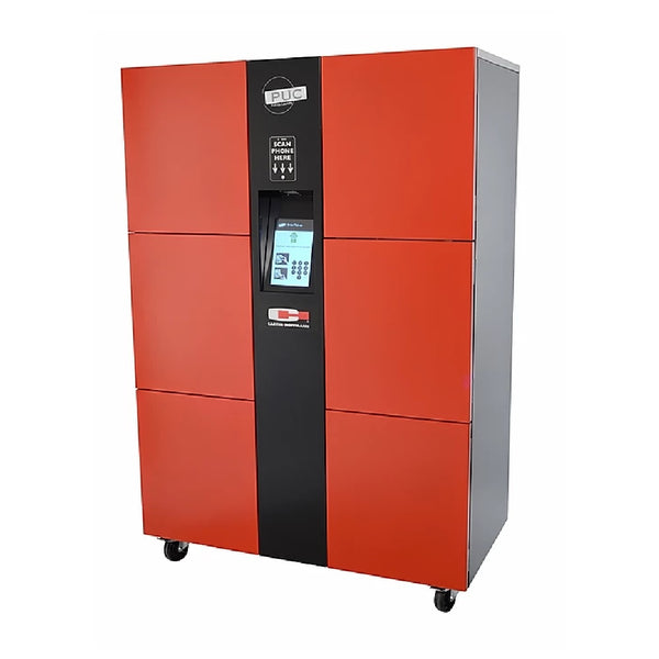 Carter Hoffmann PUCH-23-PT Heated Smart Order Cabinets  Contactless