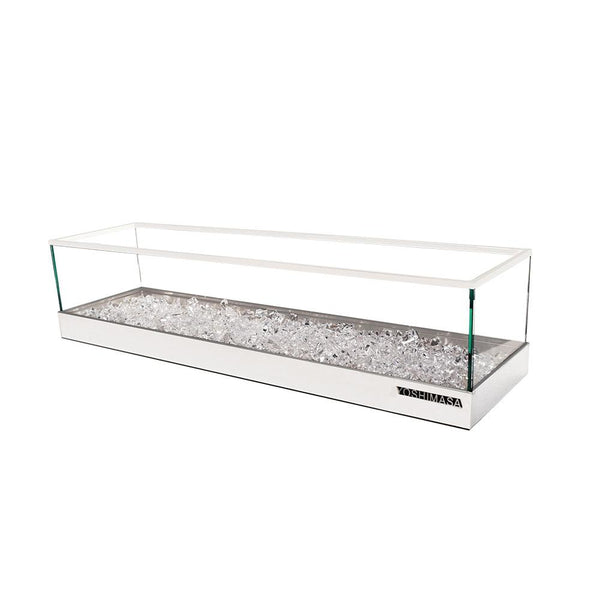 Yoshimasa RAWBAR Display Case - Ice Cold Sushi Case