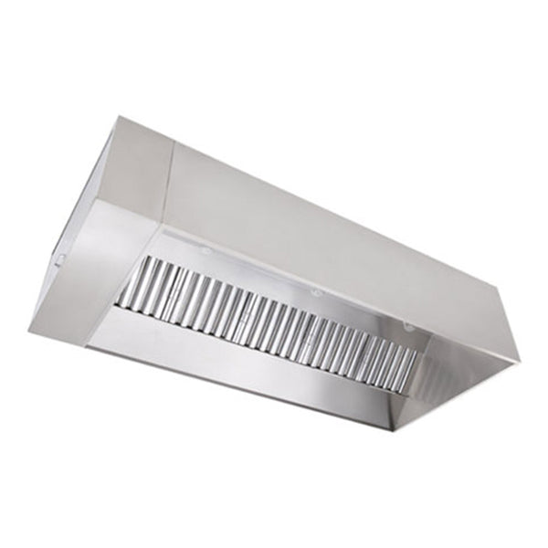 CaptiveAire SND-2 Exhaust Only Exhaust Hood