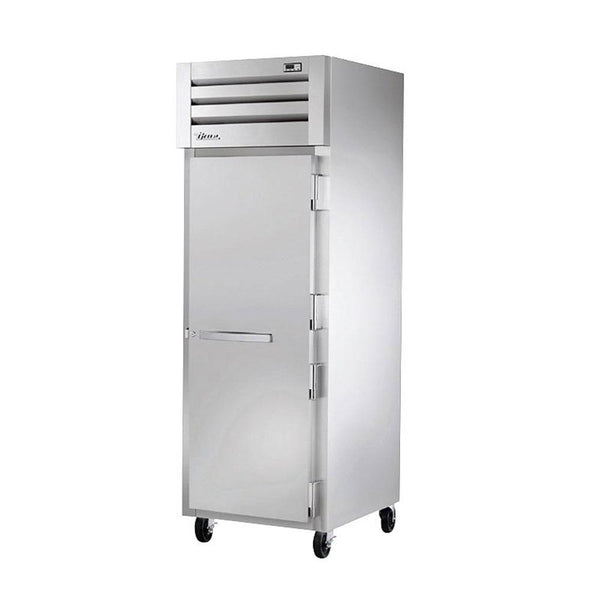 "True STA1H-1S 27"" Reach-In Solid Swing Door Heated and Holding Cabinet - 1500W"