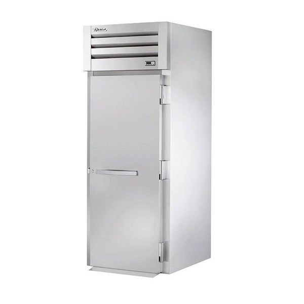 "True STA1RRI89-1S 35"" x 88"" Roll-In Solid Swing Door Refrigerator"