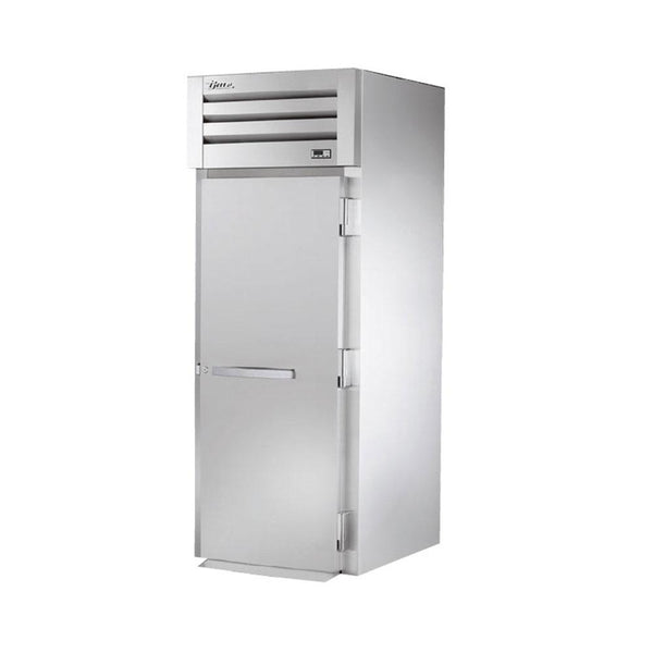 "True STG1FRI-1S 35"" One-Section Roll-In Solid Swing Door Freezer"