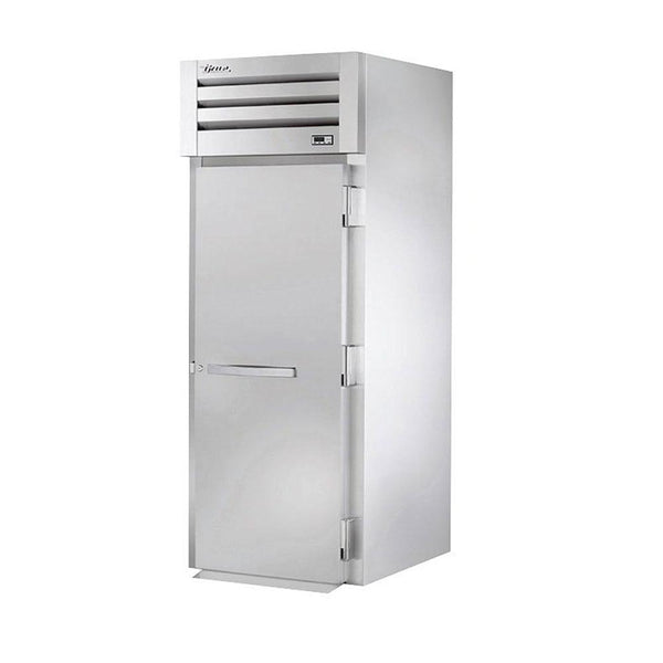 "True STG1HRI89-1S 35"" Reach-In Solid Swing Door Heated Cabinet - 2000W"