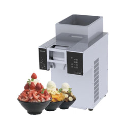 SUF-200NW-DK Tabletop Snow Ice Machine