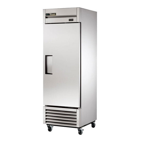 "True T-23-HC 27"" Reach-In One Solid Door Refrigerator"