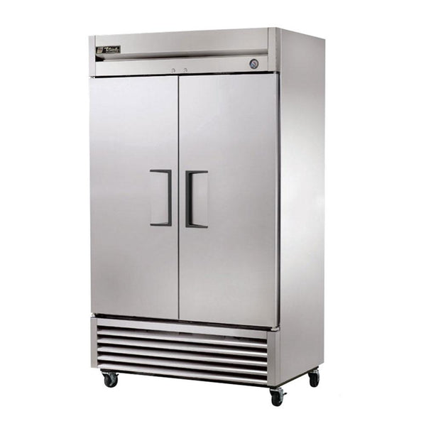 "True T-43-HC 47"" Reach-In Solid 2 Door Refrigerator"