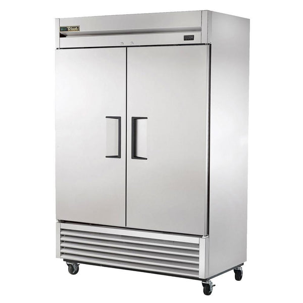 "True T-49-HC 55"" Reach-In Solid 2 Door Refrigerator"