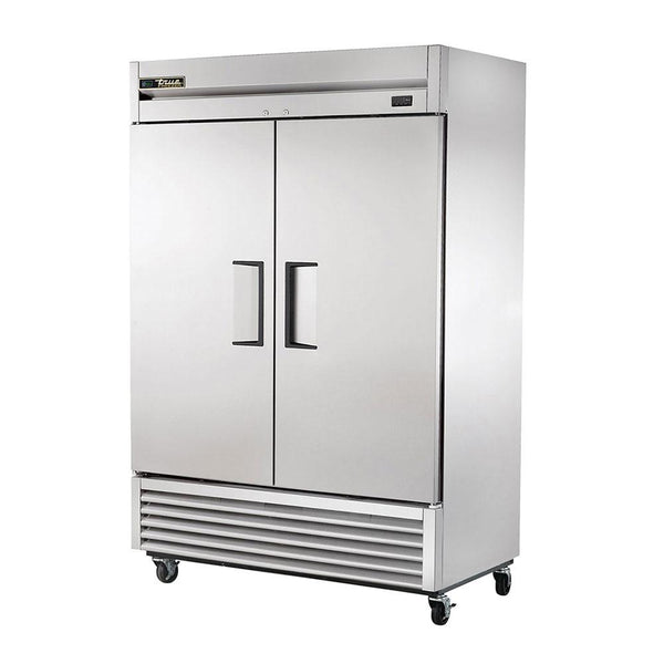 "True T-49F-HC 54"" Reach-In Solid 2-Door Freezer"
