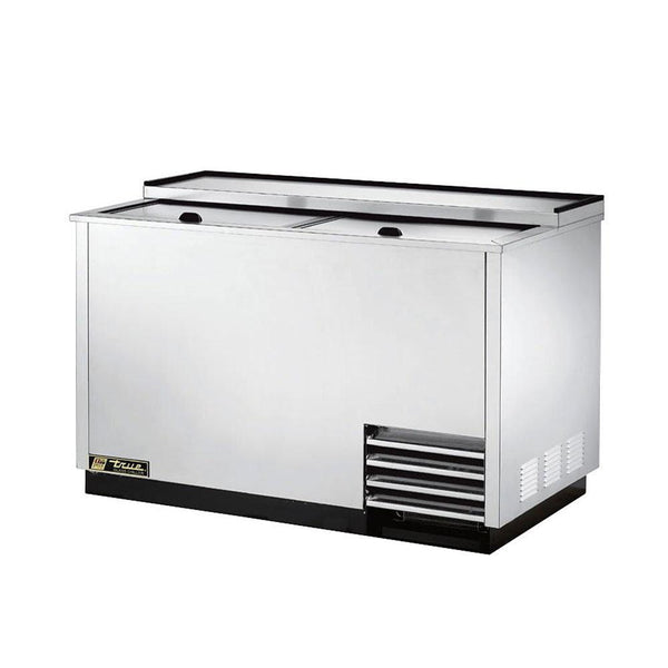 "True T-50-GC-S-HC 50"" Stainless Steel Glass And Plate Chiller/Froster"