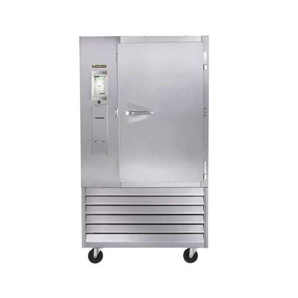 "Traulsen TBC13-50 Spec Line Reach In Pan Blast Chiller with Combi Oven Compatibility Kit - Right Hinged Door with 6"" Casters"