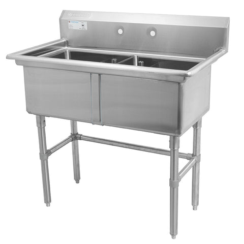 Thorinox TDS-1818-0 Double sink (18