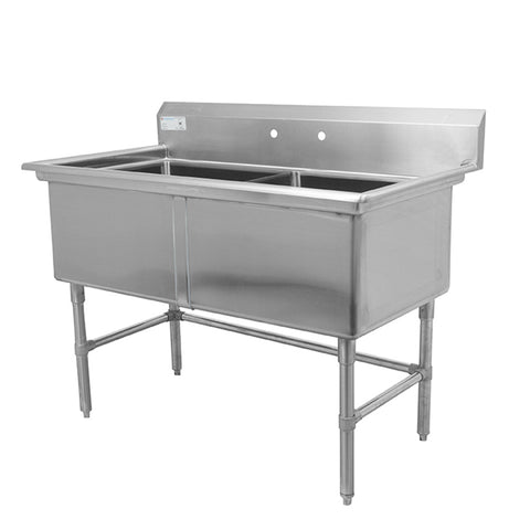 Thorinox TDS-2424-0 Double sink (24